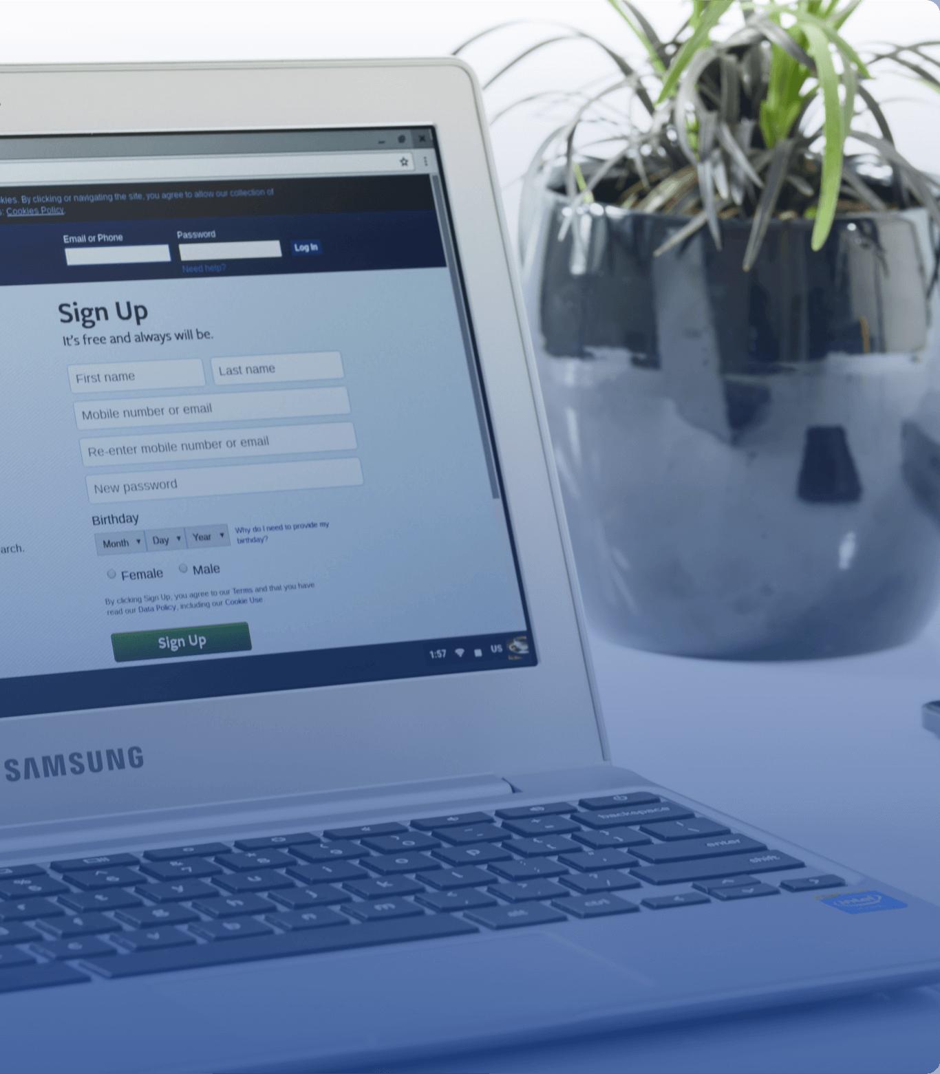 Facebook Virtual Assistant UK by Virtalent.com
