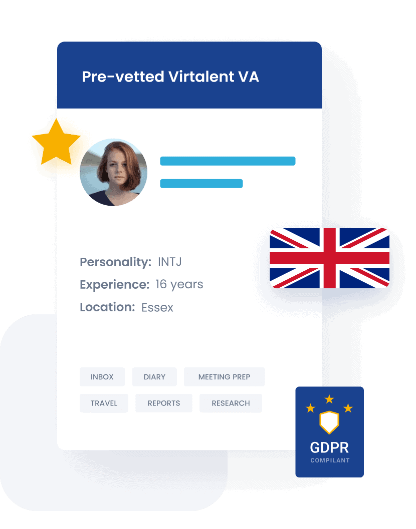 Virtual PA Services at Virtalent